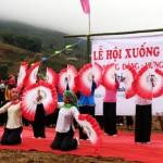 Du lịch Sapa khám phá lễ hội xuống đồng SaPa – Lào Cai.