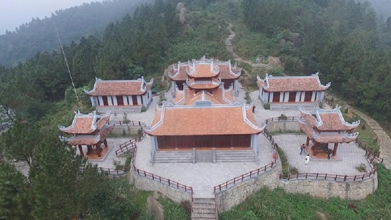 Ngôi chùa gắn liền với sự tích công chúa Diệu Thiện hóa Phật