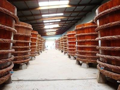 Tham quan nhà thùng sản xuất nước mắm Phú Quốc