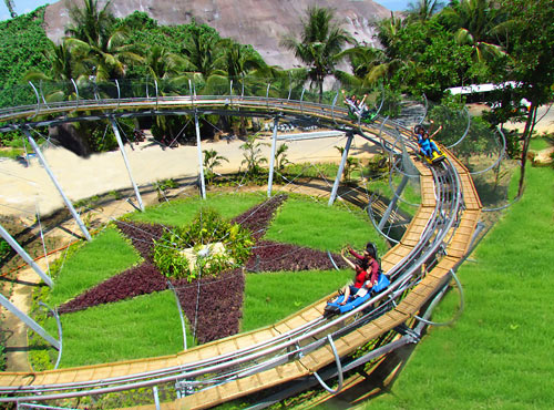 Nha Trang sôi động du lịch hè 2021