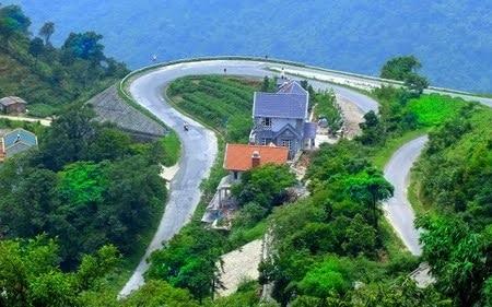 Nhớ khi du lịch Tam Đảo bằng xe máy
