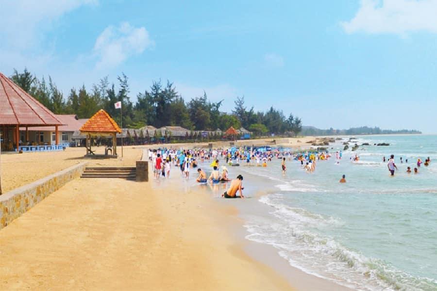Biển Vũng Tầu một trong những bãi biển đẹp