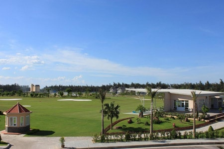 Nghỉ dưỡng tại Cửa Lò Golf Resort