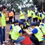 Tham gia Team Building tại Tuần Châu cùng Khát Vọng Việt