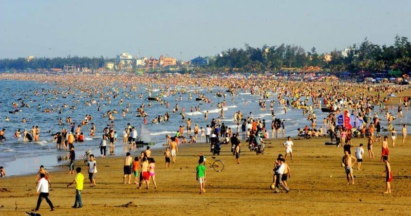 Biển Cửa Lò - Điểm đến hấp dẫn mỗi mùa hè