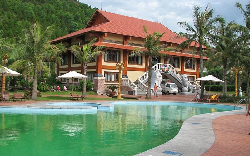 Bãi Lữ resort - địa điểm nghỉ dưỡng lý tưởng ở Nghệ An
