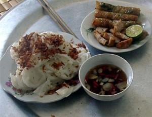 Bánh ram mướt Thiên Cầm
