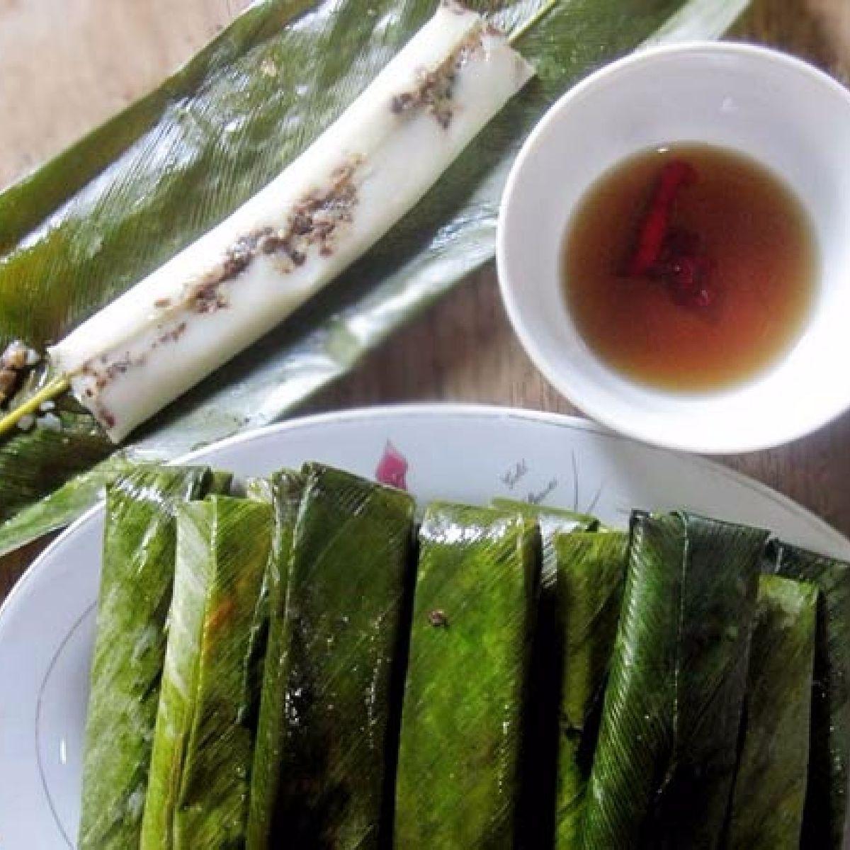 Bánh răng bừa - Đặc sản Thanh Hóa
