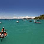 Các bãi biển miền trung hút hồn du khách