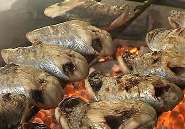 Về Cửa Lò ăn cá nướng