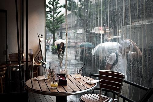 Quán cà phê gần chợ Đà Lạt