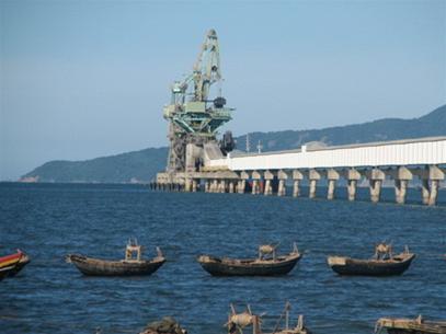 Thăm cảng Cửa Lò – Nghệ An