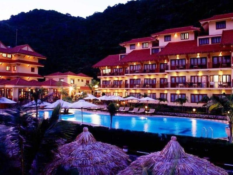 Cát Bà Sunrise Resort, khu nghỉ dưỡng cao cấp của đảo Cát Bà