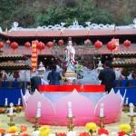 Lễ hội chùa Long Tiên độc đáo ở Hạ Long