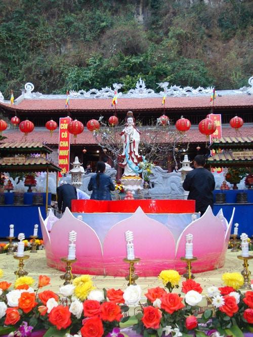 Lễ hội chùa Long Tiên Hạ Long