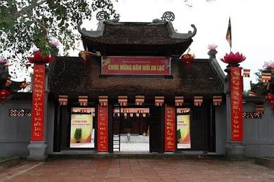 Về Hà Tĩnh thăm chùa Tượng Sơn