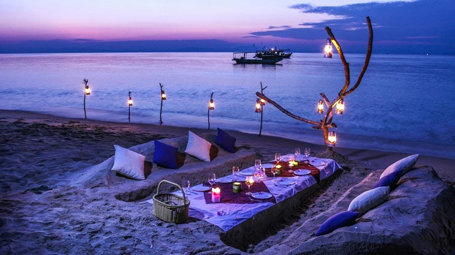 Đảo Cô Tô con hoàng hôn lãng mạn