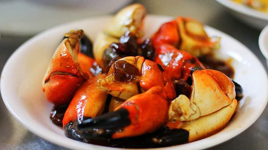Cù kỳ là đặc sản chỉ có tại Cô Tô với hương vị thơm ngon, độc đáo khó món ngon nào có thể đem lại