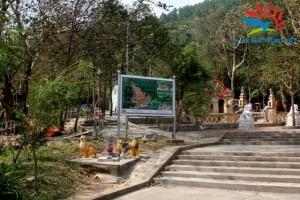 Đền thờ công chúa Liễu Hạnh - Hà Tĩnh