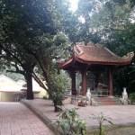 Về Thiên Cầm thăm lại đền thờ Nguyễn Thị Bích Châu