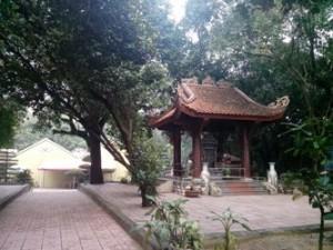 Đền thờ Nguyễn Thị Bích Châu