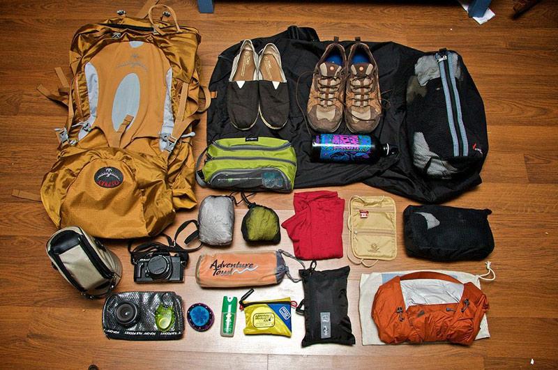 Những đồ dùng cho chuyến du lịch Đà Lạt trọn vẹn
