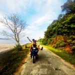 Du lịch Cô Tô bằng ô tô và xe máy