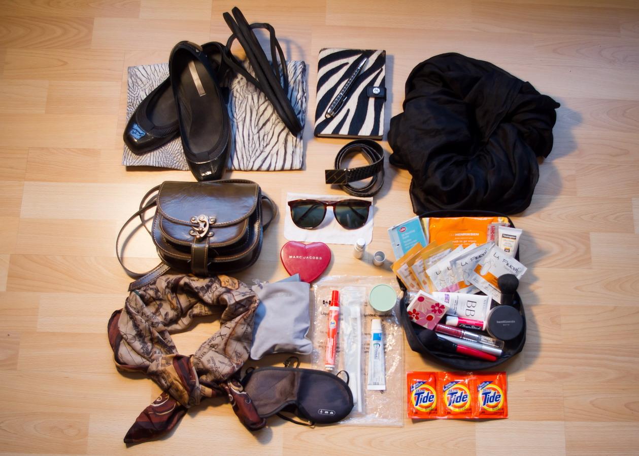 Một số đồ dùng cần thiết cho những chuyến đi biển