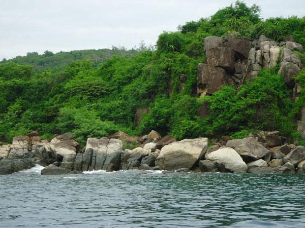 Đảo Hòn Một hoang sơ tại Nha Trang