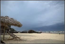 Biển Hải Hòa với nhiều nét hoang sơ.