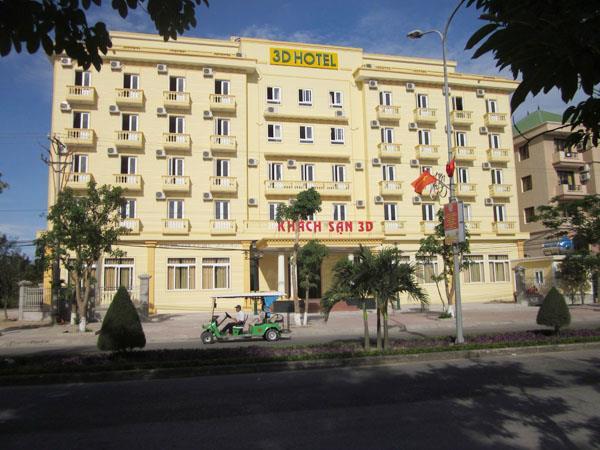 Giá khách sạn ở tại Cửa Lò