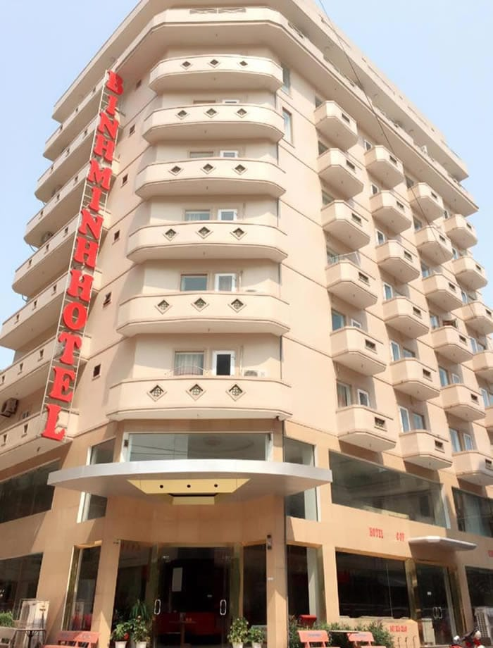 Khách sạn Bình Minh Cửa Lò