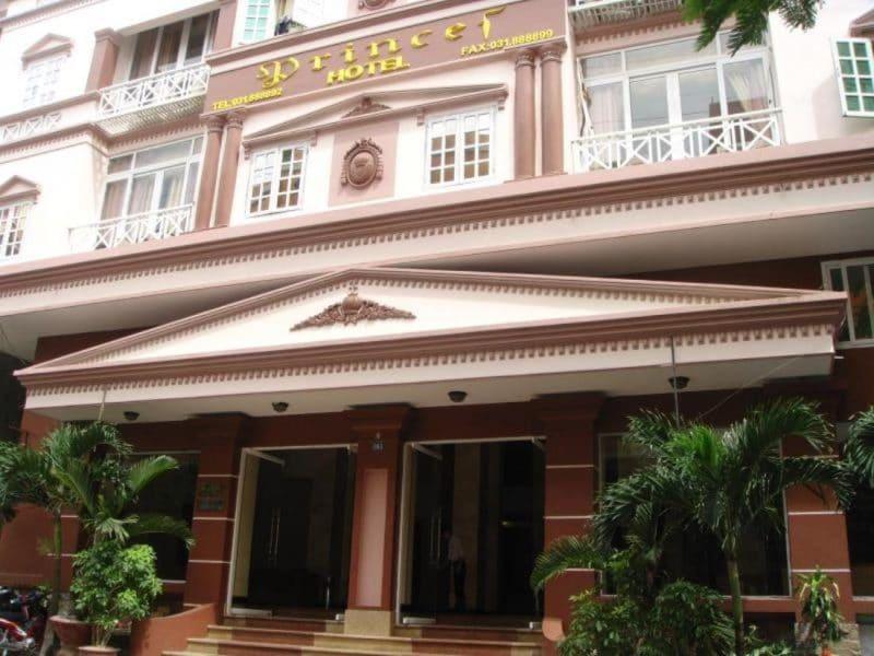 Khách sạn Các Hoàng Tử, Cát Bà