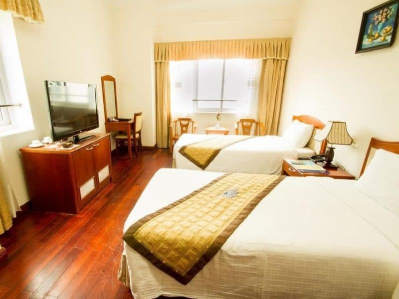 Khách sạn Draco Qk3 được trang bị đầy đủ tiện nghi hiện đại, đem đến cho Quý khách những giây phút nghỉ ngơi thư thái nhất