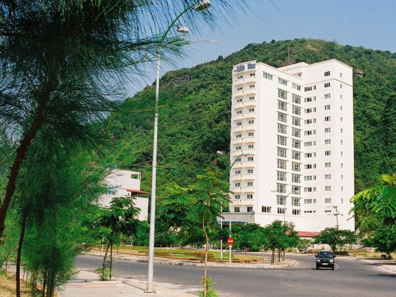 Draco Qk3, khách sạn 3 sao đầu tiên của đảo Cát Bà