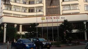 Khách sạn Hòn Ngư - Cửa Lò