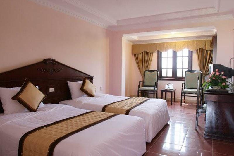 Khách sạn Khánh Nhung Cát Bà