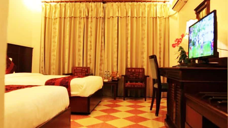 Đặt phòng tại khách sạn Các Hoàng Tử hứa hẹn sẽ là địa chỉ lưu trú lý tưởng cho chuyến đi của bạn