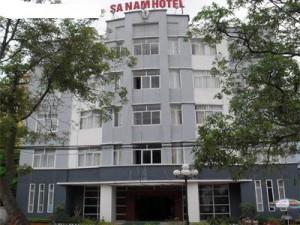 Khách sạn Sa Nam - Cửa Lò