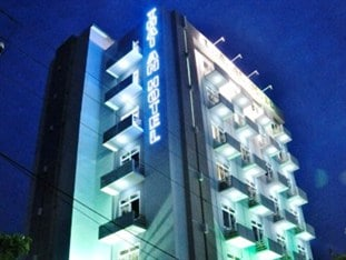 Khách sạn Thái An ở tại Cửa Lò