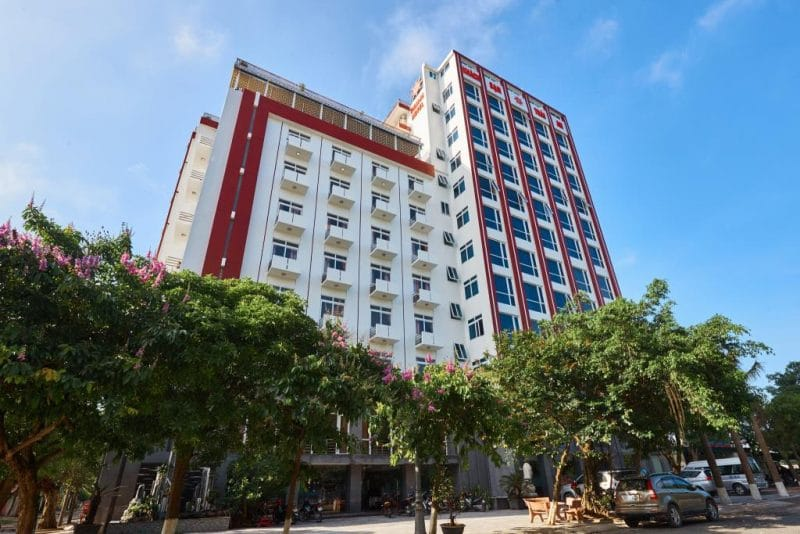 Thái An - Khách sạn tiêu chuẩn 3 sao tại Cửa Lò