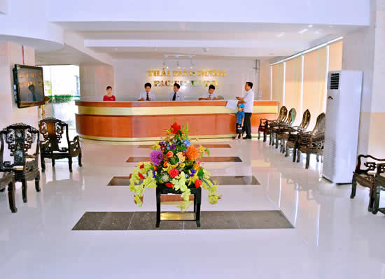 Khách sạn Thái Bình Dương tại Cửa Lò