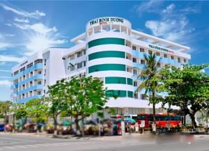 Khách sạn Thái Bình Dương - Cửa Lò