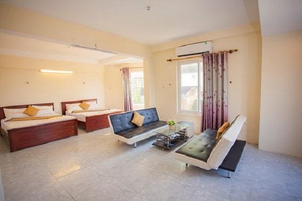 Khách sạn Xanh Hà ABC