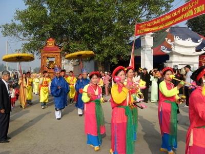 Lễ hội Bạch Đằng