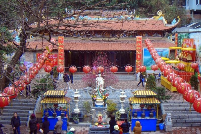 Lễ hội chùa Long Tiên với nhiều ý nghĩa to lớn
