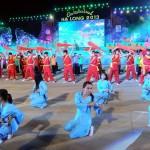Lễ hội đường phố ở Hạ Long