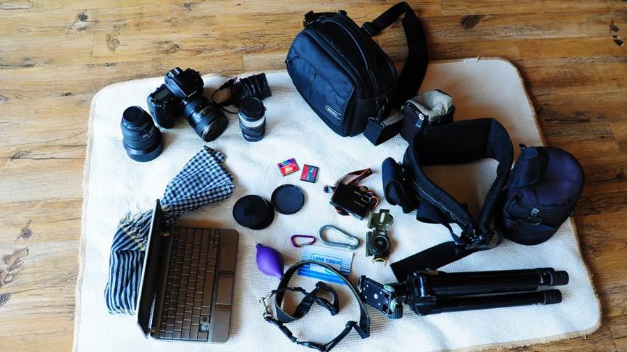Máy ảnh - Thiết bị không thể thiếu trong chuyến du lịch đáng nhớ