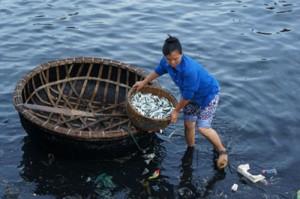 Ngư dân Cửa Lò