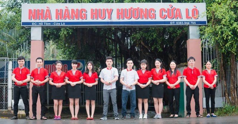 Nhà hàng Huy Hương Cửa Lò - Địa chỉ lý tưởng cho tín đồ hải sản nướng